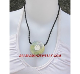 Necklace Pendant Shell