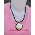 Necklace Pendants Seashells