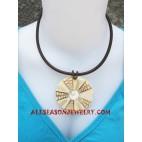 Necklace Seashell Pendants
