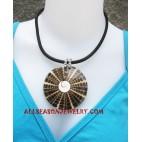Necklaces Seashells Resin