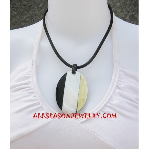 Necklace Pendants Seashell