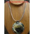 Paua Necklaces Pendant
