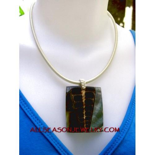 Pendant Shell Jewelery