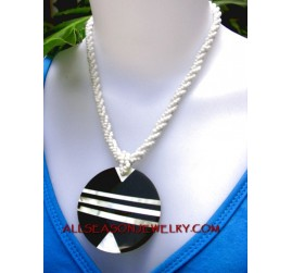 Pendants Clams Jewelry