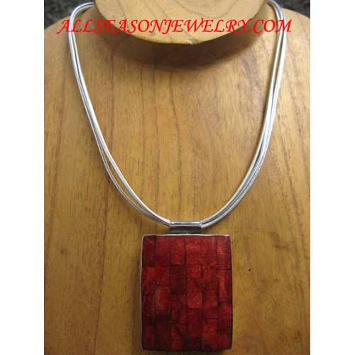 Red Coral Necklaces