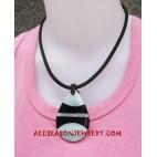 Resin Necklaces Seashells