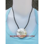 Seashell Pendant Necklaces