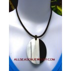 shell pendant jewelries