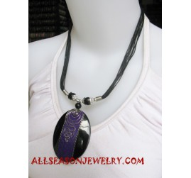 Shell Necklace Pendant