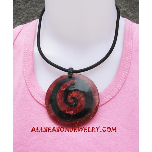 Shell Stone Necklace