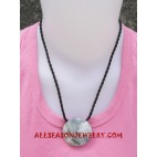 Stone Pendants Necklace