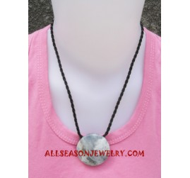 Stone Pendants Necklace