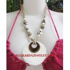 Bead Necklaces Pendant