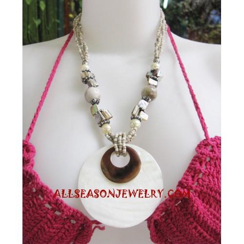 Bead Necklaces Pendant
