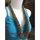 Wrap Necklaces Beads
