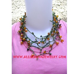 Beaded Jewelry Necklaces