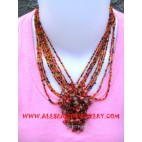 Beading Necklaces Mix