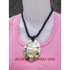 Beading Shell Necklaces