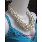 Bead Choker Necklaces
