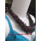 Short Bead Necklaces