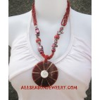 Fashion Bead Necklace