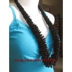 Full Bead Long Necklaces