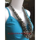 Bulk Wired Necklaces Beads