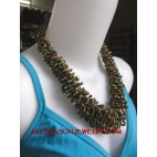 Beads Chokers Necklaces