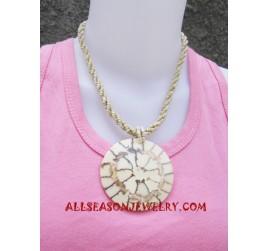 Pendant Beads Necklaces