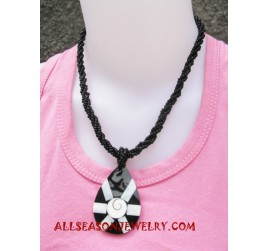 Pendants Necklaces Resin
