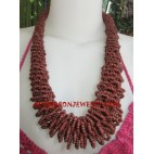 Women Bead Necklaces