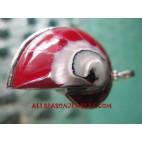 Seashells Pendant Silver