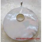 Seashells Pendant Silvers