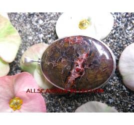 Stone Silver 925 Pendant