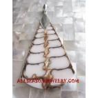 Silvers Pendants Seashells