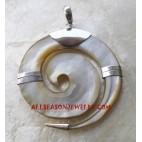 Women Silver Pendant