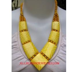 Bone Necklaces Jewelry