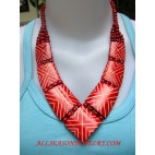 Bali Bone Necklace