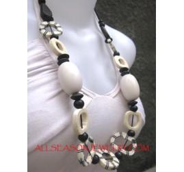 Jewelry Bone Necklaces