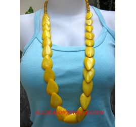 Women Bone Necklace