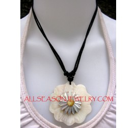 Bone Necklace Pendant