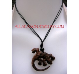 Coco Carving Pendant