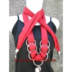 cotton necklaces jewelry