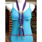 cotton necklaces scarves