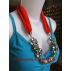 scarves necklaces stainless
