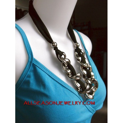 cottons necklaces scarf