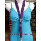 necklaces scarves cotton