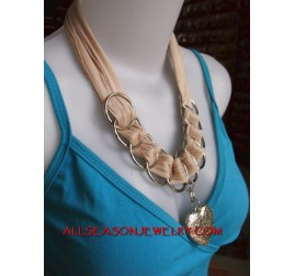 scarves necklaces pendant