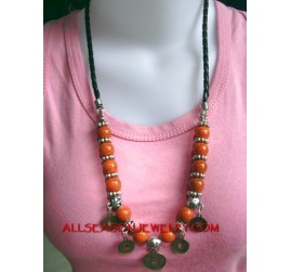 Beads Stone Necklaces