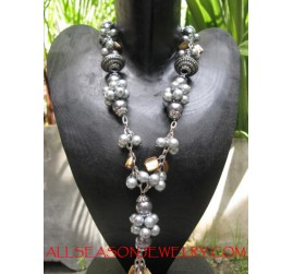 Bali Fashion Necklaces Beads